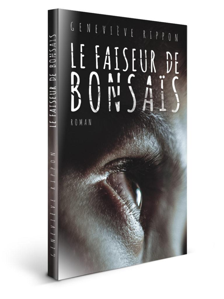 Couverture - Le faiseur de bonsaïs - Geneviève RIPPON