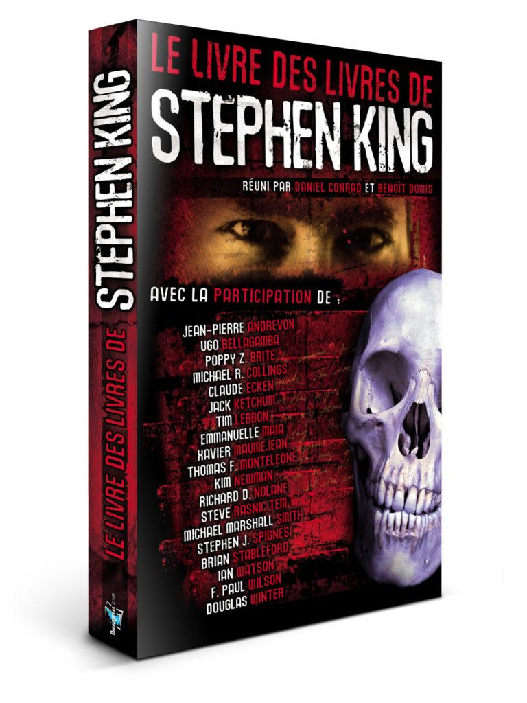 Couverture - Le livre des livres de Stephen King