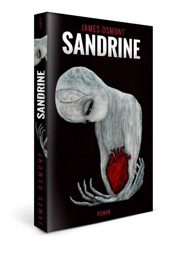 Couverture - Sandrine - James OSMONT