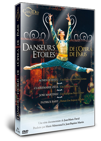 DVD - Danseurs étoiles