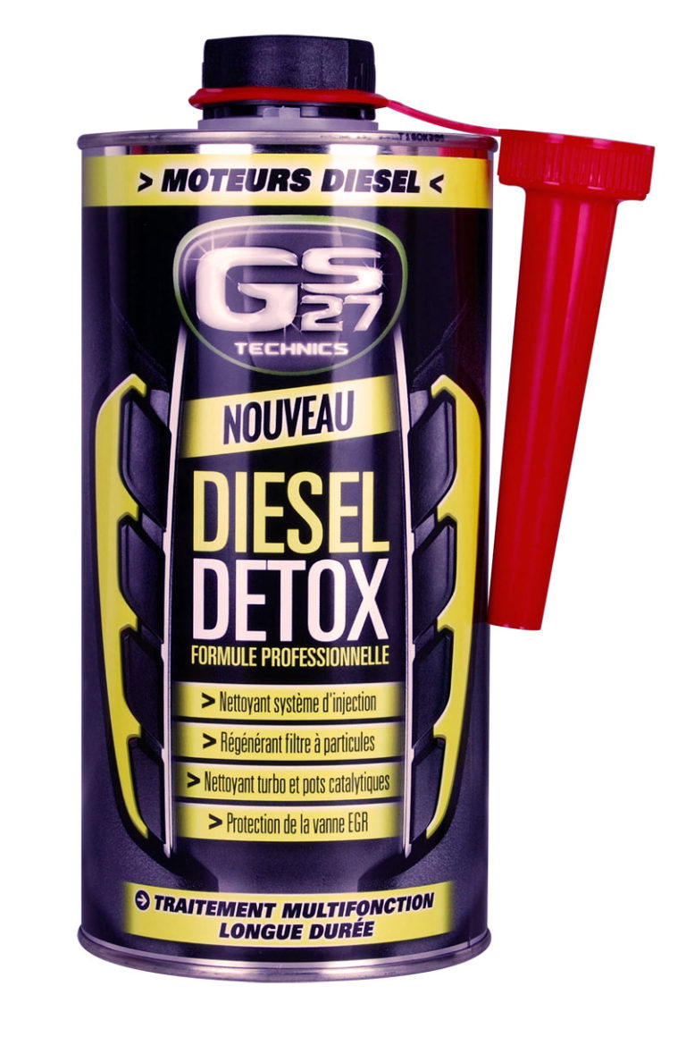 Packaging - Diesel Detox - GS27