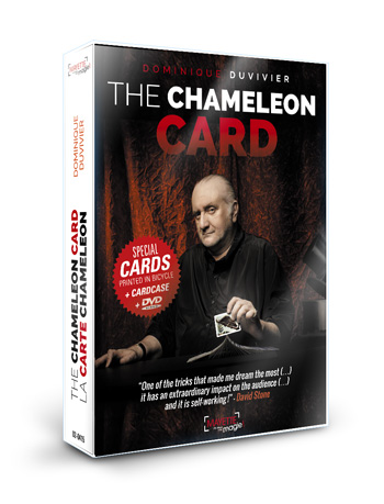 The CHAMELEON CARD