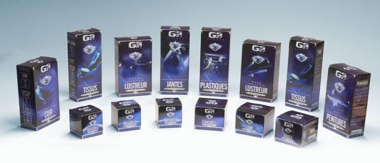 Packaging - GS27