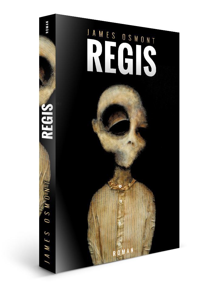 Couverture - REGIS - James OSMONT