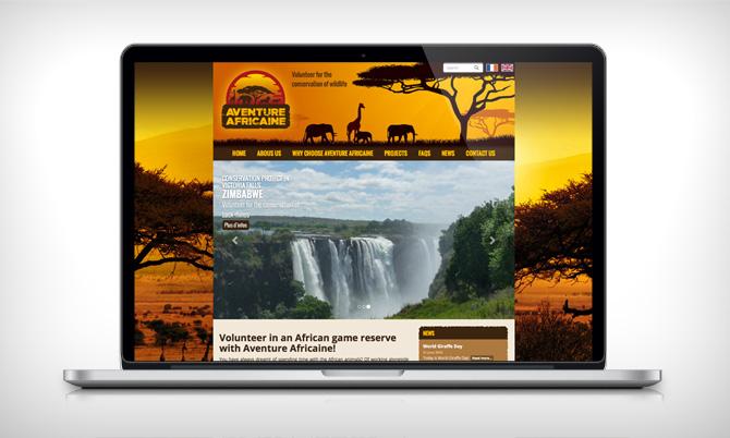 Web - Aventure Africaine